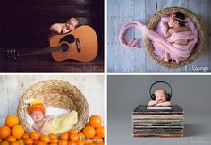 Introduction to Newborn Photography Props and Ideas When it comes to producing great newborn photography images, creative newborn photography props and ideas can be the difference between an amateur photo and a high-quality, professional photo. Afterall, you could have all...