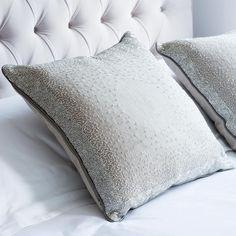 Glimmer Cushion - Natural