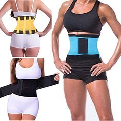 1cb9e12dad3 Lelinta Waist Trainer Corset for Weight Loss Body Shaper ... http
