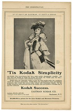 vintage everyday: The Kodak Girl - in Pictures