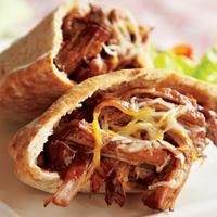 This easy crockpot recipe of Mole Pork Tacos hits the spot every time!