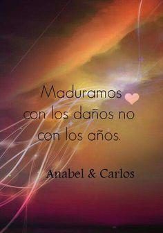 Que gran verdad!!! #anabelycarlos #cerrandopuertas #quererespoder