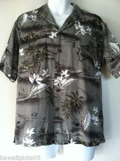 Island Cool Hawaiian after surfing shirt