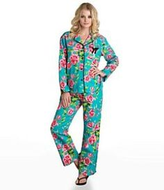 Example only Floral jammies