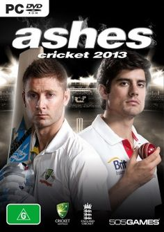 505 games announced the latest installment of their Ashes Cricket series today.Ashes Cricket 2013 will be available on Xbox 360, PlayStation 3, Wii U, and PC. The game features a new game engine that adds several new features. Weather and slowly deteriorating pitch conditions will all play a major factor in game strategy.