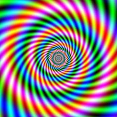 Spiral illusion 6