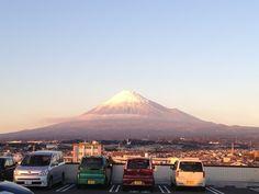 Mt.Fuji 1-12-2013