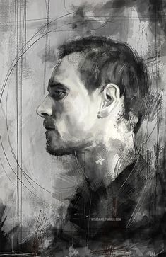 Michael Fassbender study by Namecchan
