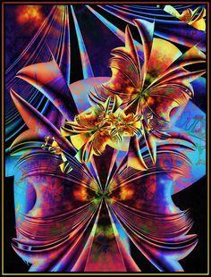 Photon Flower by mdichow on DeviantArt