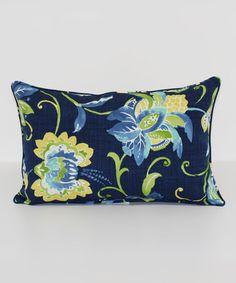 Look at this #zulilyfind! Jordana Leaf Throw Pillow #zulilyfinds