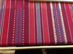 What beautiful weaving!