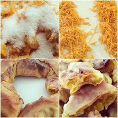 Sweet Kolokithopita recipe