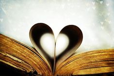 "Still Life Photography Heart Vintage Book   ""An Affair of the Heart"" on Etsy, $15.00"