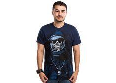 """Dead Astronaut"" - Threadless.com - Best t-shirts in the world"