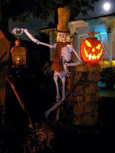 Me encanta Halloween.