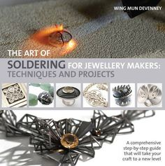 The Art of Soldering for Jewellery Makers: Techniques and... https://www.amazon.co.uk/dp/1844489620/ref=cm_sw_r_pi_dp_x_3npxzbKQCN2W8