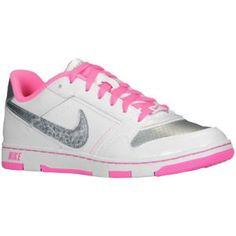 Nike Prestige 3 - Women's - White/Metallic Silver/Polarized Pink