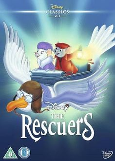rescuers limited dvd - Google Search