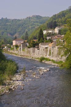 Photo of Bagni di Lucca  in Tuscany, Italy in Europe.