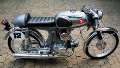 1969 Honda S90 CaféRacer - Pipeburn - Purveyors of Classic Motorcycles, Cafe Racers & Custom motorbikes