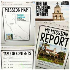 California Mission R