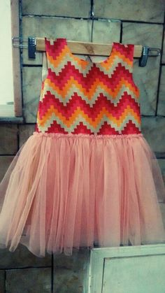 Peach frock perfect for ss06