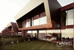 Urbanización en Sanxenxo Rendering by @Navares3D Design by @eau_arquitectura #eauarquitectura #arquitectura #arquitecturacontemporanea #render #rendering #architecture #infographic #3d #3dprinting #galiciaarquitectura #galicia #vigo #modeling #navaresinfo3d