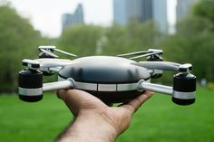 It's a camera drone. Meet Lily, the newest tech gadget to combine two rising trends in a revolutionary new creation. Nikon D5200, Dslr Nikon, Micro Drone, New Drone, Aerial Drone, Latest Drone, Drones, Photoshop Elements, Lily Camera Drone