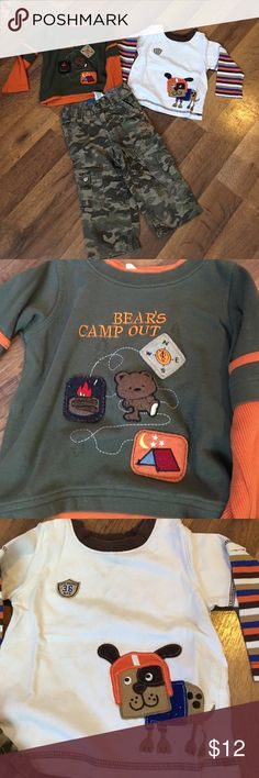 18 month Bundle 💕 Make your own bundle and save 💕 great condition ❤️ Ships within 1 business day Carter's Matching Sets