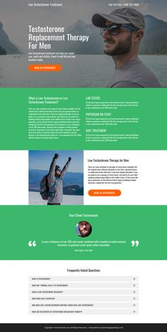 Download landing page design to capture positive leads