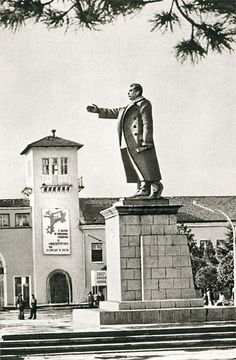 Socialist Albania of Enver Hoxha in pictures