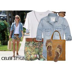 Celeb Street Style: Julianne Hough
