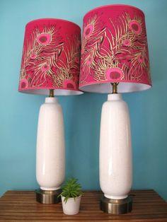 Vintage Modern Lamps