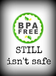Plastics are all bad, despite the fact that former tobacco-industry lobbyists are trying to convince you otherwise. Why BPA free still isn't safe. Organic Living, Natural Living, Health Advice, Health And Wellness, Tobacco Industry, Plastic Alternatives, Health Facts, Good To Know, Fun Facts