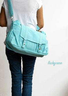 Aqua work bag