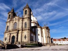 Braga, a Roma portuguesa. Santuário do Sameiro.