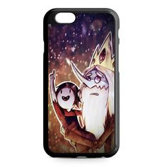 Adventure Time Marceline And Ice King iPhone Heavy Duty Case