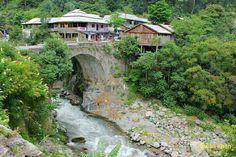 Fantastic beauty of Bhunja Kawai Kaghan Naran Swat valley Khyber Pakhtunkhwa Pakistan