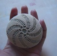 crochet rock