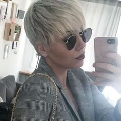 Short Hairstyle 2018 – 114