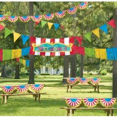 Looking for Carnival Giant Decorating Kit Each Party Supplies? Carnival Giant Decorating Kit Each? We can connect you with outdoor carnival decorating kit Circus Carnival Party, Kids Carnival, Spring Carnival, School Carnival, Carnival Birthday Parties, Circus Birthday, Circus Theme, Birthday Party Themes, Carnival Ideas