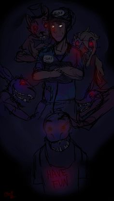 Five nights ar Freddies | Five Nights at Freddie's | Tumblr