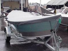 Alumaweld - Drift Boat Cover