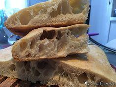 Focaccia in teglia con farina di frumento di tipo 0, impasto idratato tipo Bonci - http://www.mycuco.it/cuisine-companion-moulinex/ricette/focaccia-in-teglia-con-farina-di-frumento-di-tipo-0-impasto-idratato-tipo-bonci/?utm_source=PN&utm_medium=Pinterest&utm_campaign=SNAP%2Bfrom%2BMy+CuCo
