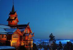 Holmenkollen Park Hotel Rica Hotel, Norway