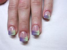 Gel Nails I'm thinking this is my next nail design