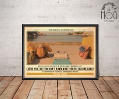 Moonrise Kingdom Poster - Quote Retro Movie Poster - Movie Print, Film Poster, Wall Art, Wes Anderson Print- Xmas Gift by HogArtDesign on Etsy https://www.etsy.com/listing/279725542/moonrise-kingdom-poster-quote-retro