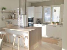 Komfort a jednoduchosť: 17 krásnych kuchýň - Byvanie je hra