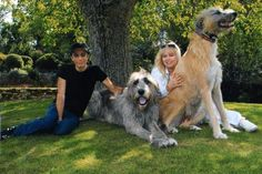 Robin & Dwina with Paddy and Kerry