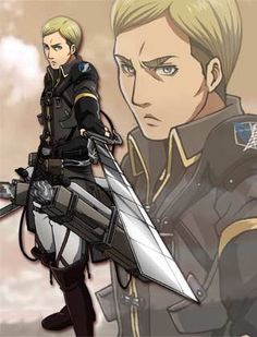 Erwin Smith - Wings of Counter Attack